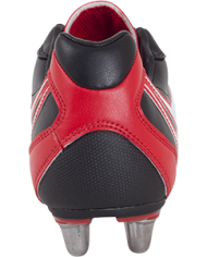 RSFE16Boot SideStep XV LO 6S Black Red Shoe Back