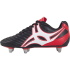 RSFE16Boot SideStep XV LO 6S Black Red Shoe Instep