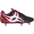 RSFE16Boot SideStep XV LO 6S Black Red Shoe Outstep