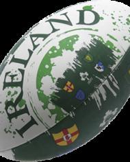 RDAB13BallHomeNations Irish Flag
