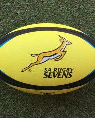 springboks sevens rugby gilbert ball