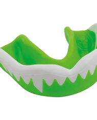 RPEC15Mouthguard Viper Green White