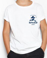 speed blanco niño